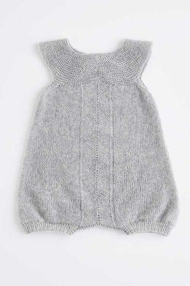 strikket babyromber II